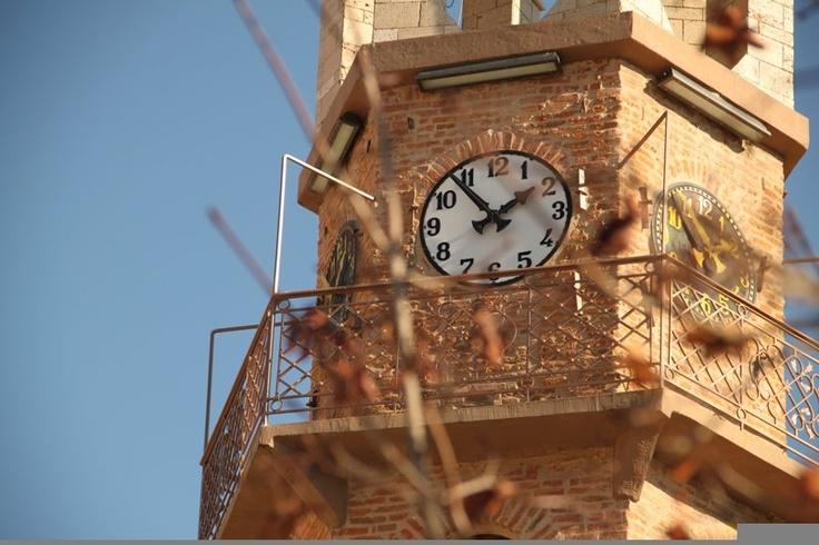 Clock Tower GREVENA