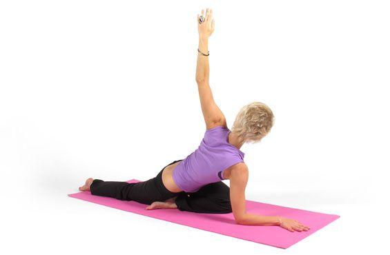 Йога при остеохондрозе - йога упражнения асаны, йога упражнения для позвоночника, йогалатес, йога при болях в шее :: Фотокомплексы :: JV.RU