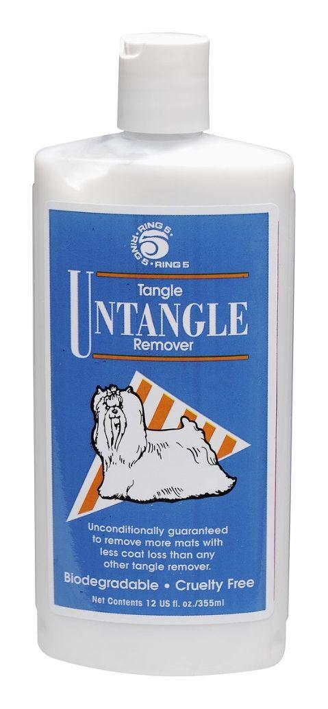 Ring-5 Takunpoistaja Untangle 355 ml - Koiran hoito ja varusteet - toknet.fi