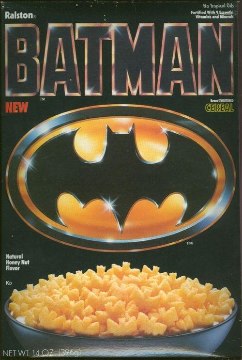 Batman Cereal.