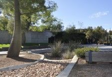 Adelaide Zoo - Bioretention and Infiltration