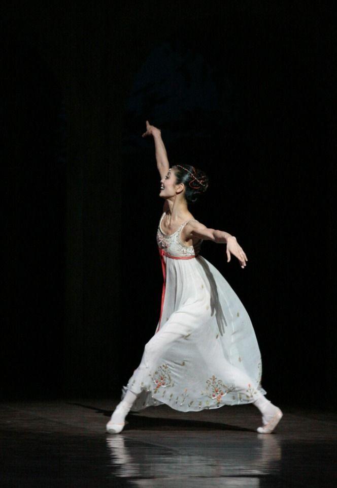 Ballerina naked ballet