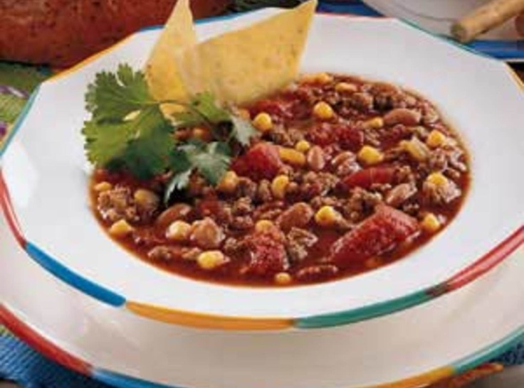 Awesome Taco Soup II | Recipe