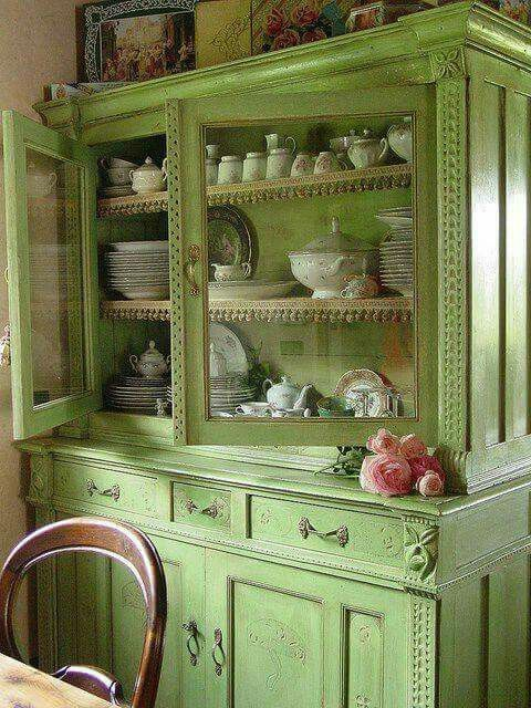 Love The Color Cupboard Shabby Chic Furniture Kitchen Bedrooms