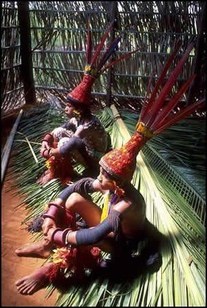 Índios carajás | ABI