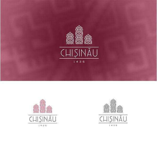 Logo Chișinău https://www.behance.net/corinarosca