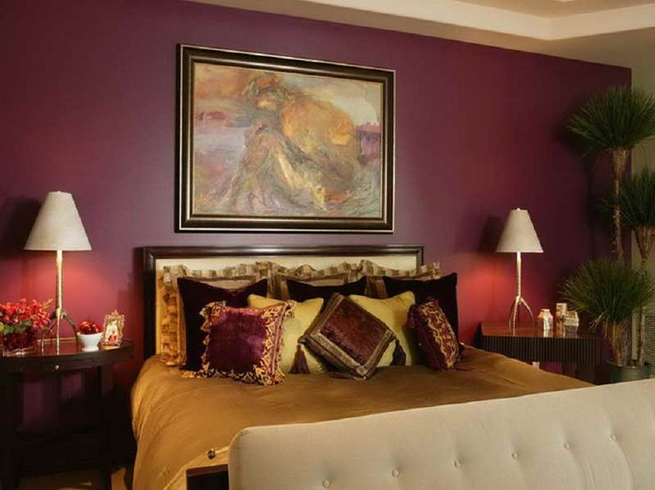 14 Best Images About Interior Purple Colour Family On