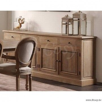 PR Interiors Whistler Dressoir 200 weathered oak-eik