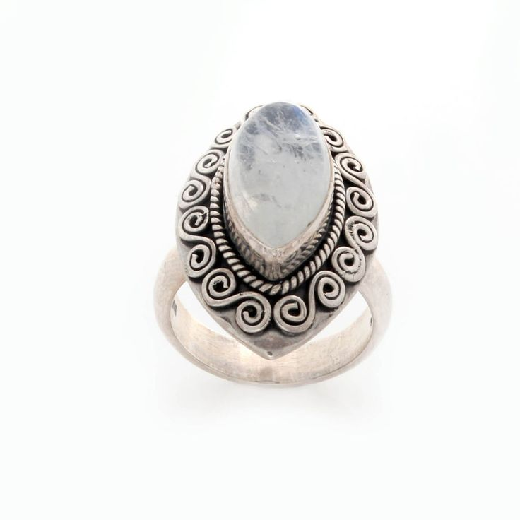 qvc artisan crafted sterling silver rainbow moonstone