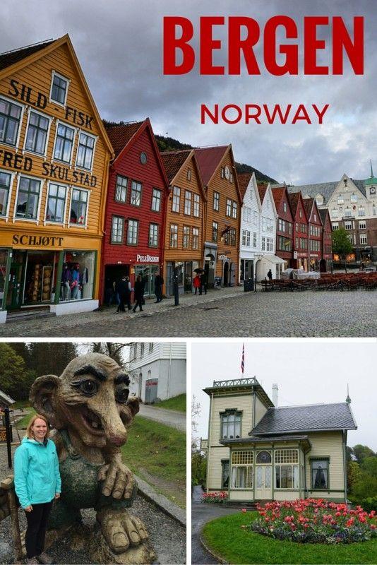 Top Stops in Bergen, Norway | tipsforfamilytrips.com