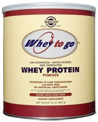 Solgar Whey - Buy Whey Protein Powder Vanilla Bean 32 Powder by Solgar at the vitamin shoppe