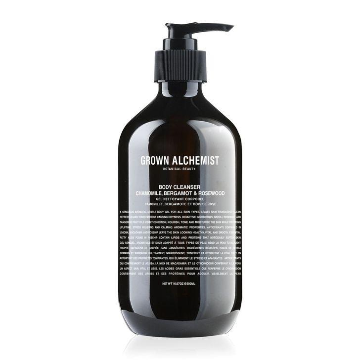 Body Cleanser - Chamomile, Bergamot