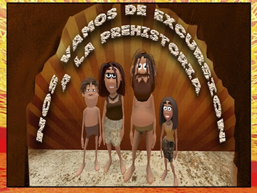 Webquest Prehistoria