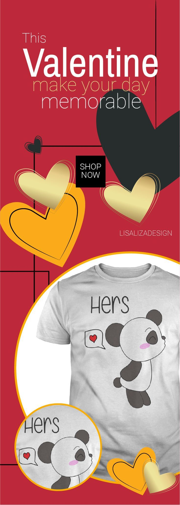Couple her PANDA Valentine Animal Dad Mom Lady Man Woman Men Women Girl Boy .  Sunfrog Women/ Men  T Shirt / Hoodies  Love is in the air . Be My Valentine.  Shop for Darling Valentine TShirt from here.  #valentine  #valentine #valentinesday #valentinegift #lover #couple #inlove #Forhim #valentineforhim #forher #valentineday #sunfrog #lisaliza #giftideas #present #ideas #february #love #boyfriend #girlfriend