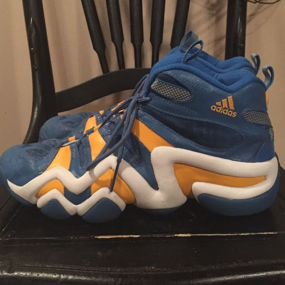 Mens Crazy 8s adidas basketball shoes Men's Adidas Crazy 8s basketball shoes! In great condition, worn twice! Adidas Shoes Sneakers