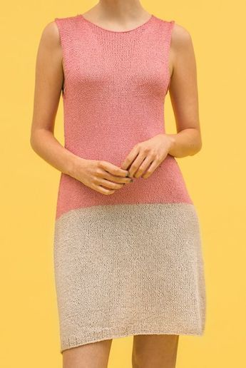 Kostenlose Anleitung: Sommerkleid – Initiative Handarbeit