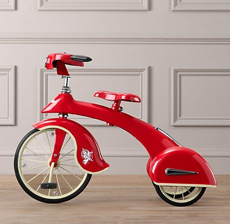 Sky King junior tricycle. I loved my tricycle and my scooter as a kid (early 70s) but this is WAY COOL!