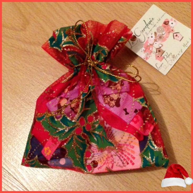 Bolsa navideña de #LaGardenia