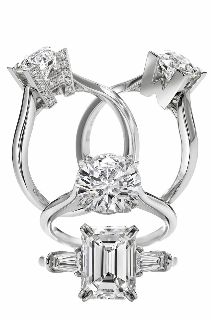 10 best harry winston h w images on pinterest diamond for Harry winston jewelry pinterest