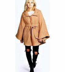 boohoo Lily Belted Cape Coat - camel azz21905 Breathe life into your new season layering with the latest coats and jackets from boohoo. Supersize your silhouette in a puffa jacket, stick to sporty styling with a bomber, or protect yourself from t http://www.comparestoreprices.co.uk/womens-clothes/boohoo-lily-belted-cape-coat--camel-azz21905.asp