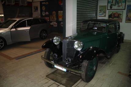 1932 Jaguar SS 2 (with concours condition) #VCI #vintagecars #classiccars