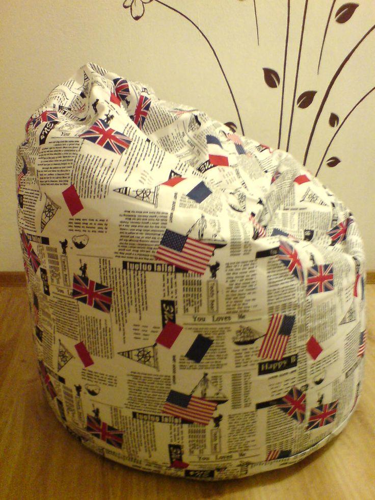 Flag Bean Bag