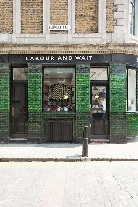 Labour & Wait   Shoreditch, London