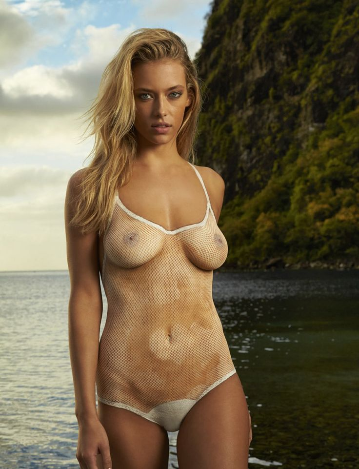 Sports illustrated nude model