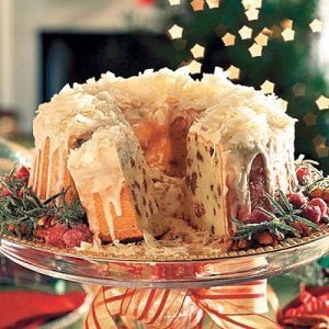 Looking for a truly special holiday poundcake? Cream Cheese-Coconut-Pecan Pound Cake is one of our all-time favorites.  It's a stately cake, crowned with a snowy layer of coconut, and enhanced with...