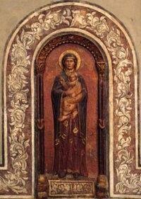 Madonna veneto-Bizantina. XIII sec. San Giovanni in Bragora