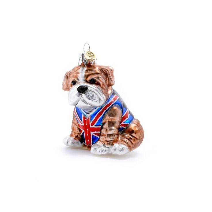 Bombki Little British Bulldog