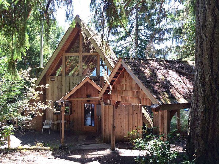 36 Best Cabins To Rent In The Pacific Northwest Images On