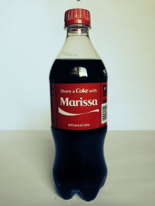 how to order name on coke bottle