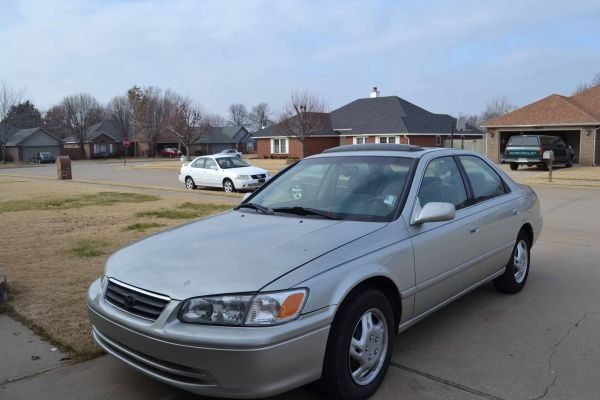 Used 2001 Toyota Camry for Sale ($4,400) at Charlotte, NC. Contact: 312-402-2751. (Car Id: 57230)