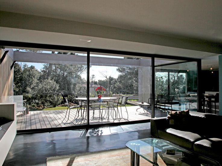 En fenêtre sur le paysage : Une maison pour vivre dedans... ou dehors - Journal des Femmes
