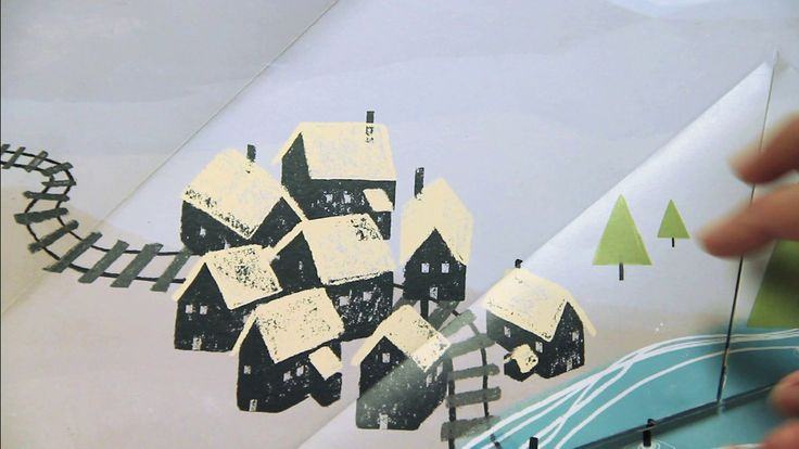 Watch a Story Literally Unfold From the Creases of this Kids' Book