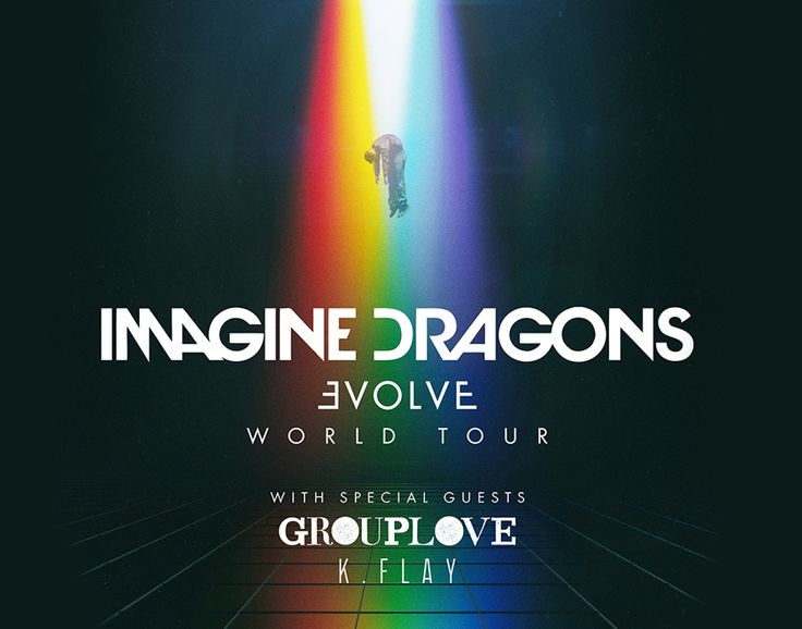 Imagine Dragons US Tour 2017 I was there crying the whole time in Boston <3