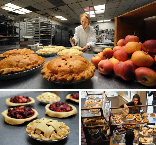 Long Island Bakeries Prepare for Holiday Pie Demand