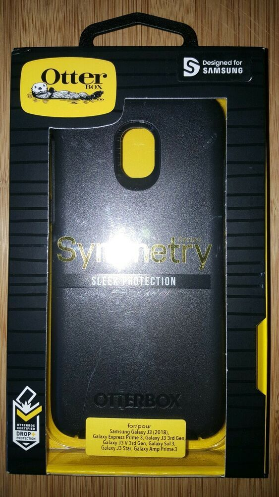 NEW Otterbox Symmetry Phone Case for Galaxy J3 V 3rd Gen