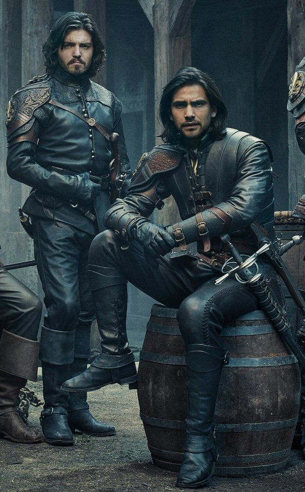 The Musketeers - Series III Promo (Athos & D'Artagnan)