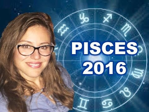 PISCES 2016 Horoscope. LOVE COMES and STAYS!