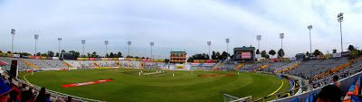 Cricket In Mohali - 3rd Test In India http://jouljet.blogspot.com/2013/09/cricket-in-mohali.html