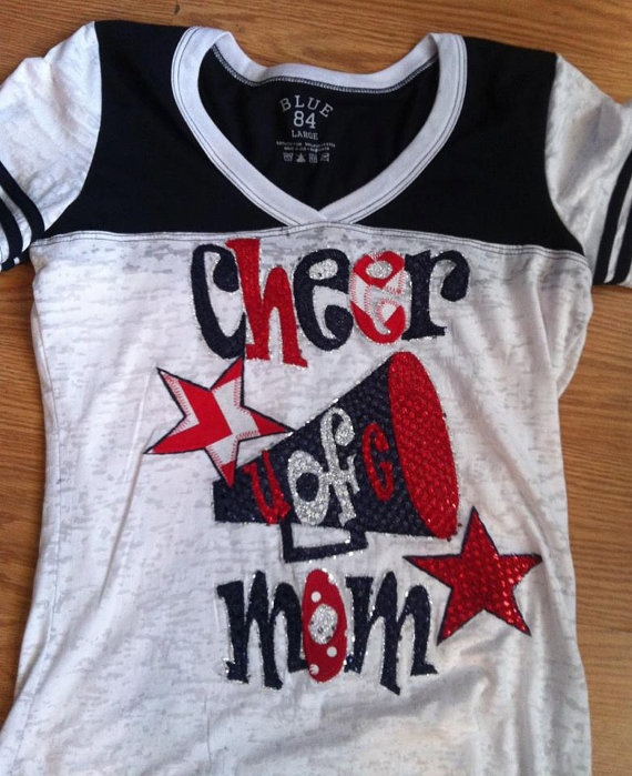 17 Best Images About T Shirts On Pinterest Cheer Mom