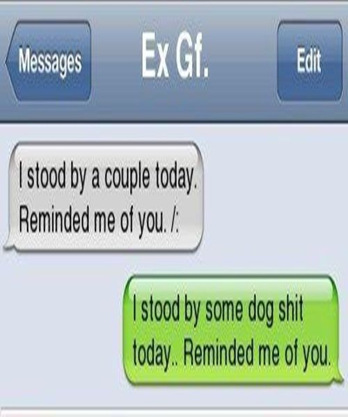 Damn! That's cold! XD