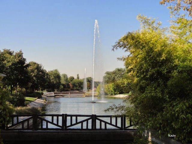 Parque Tierno Galván Madrid