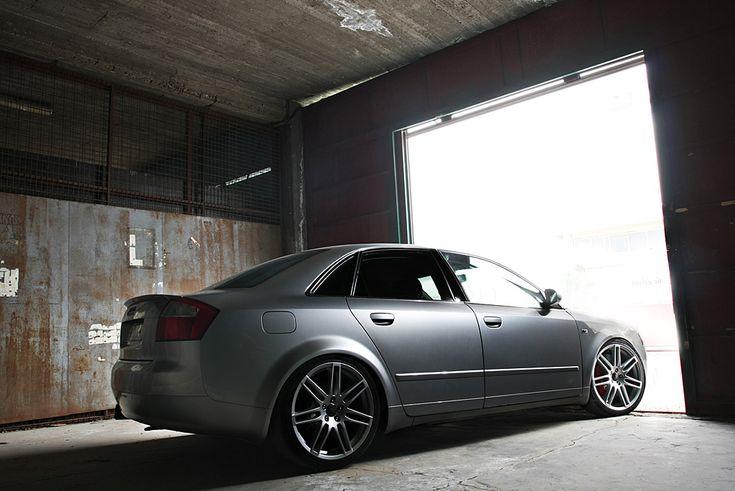 Audi A4 - Mark Hurst, Audi Brand Specialist - Audi of Charlotte 704-340-2403