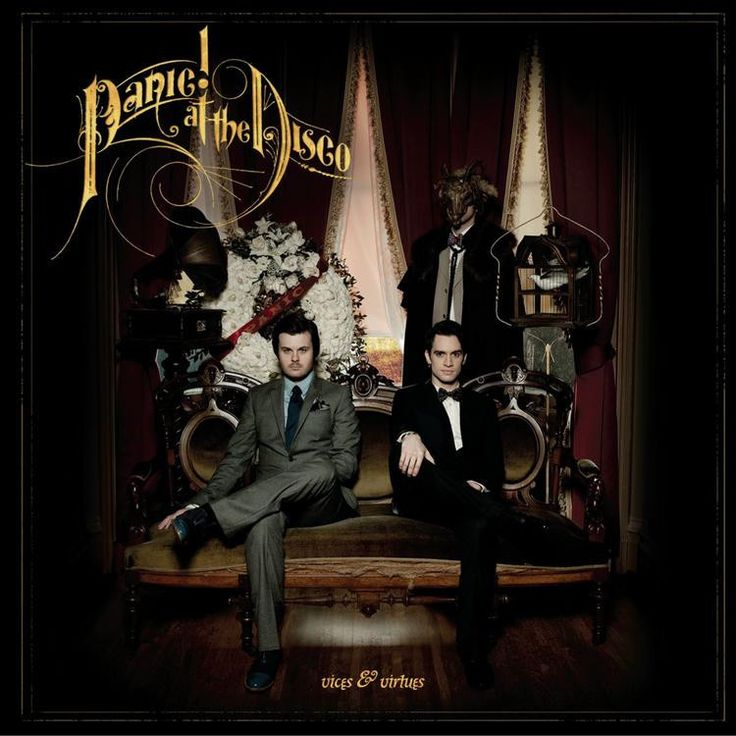Panic! At The Disco, the platinum-selling and Grammy-nominated group from Las Vegas, NV, is back and in better shape than ever with their hugely anticipated third studio album, Vices & Virtues. Two me