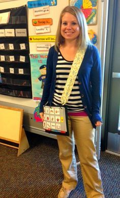 How I Do It by Rachael Langley PODD in the Classroom: Portable, Wearable, & Comfortable