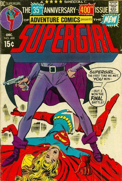 The Erotic Adventures Of Supergirl