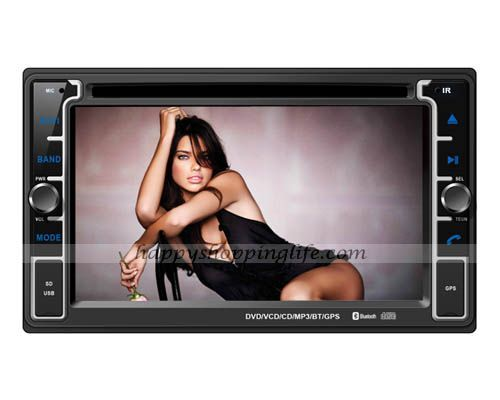 Android Car DVD Player for Nissan Tiida - GPS Navigation Wifi 3G